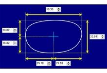 Killer Loop Gamble K1101 Replacement Sunglass Lenses - 58mm wide
