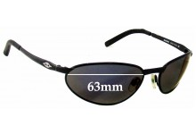 Killer Loop Pandemania K 0530 Replacement Sunglass Lenses - 63mm Wide