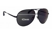 MARC BY MARC JACOBS MMJ 226/S Replacement Sunglass Lenses - 62mm wide