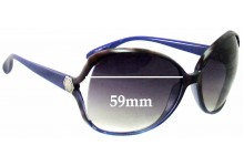 MARC BY MARC JACOBS MMJ 163/S Replacement Sunglass Lenses - 59mm Wide