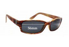 Maui Jim MJ220 Atoll Replacement Sunglass Lenses - 56mm wide x 32mm tall