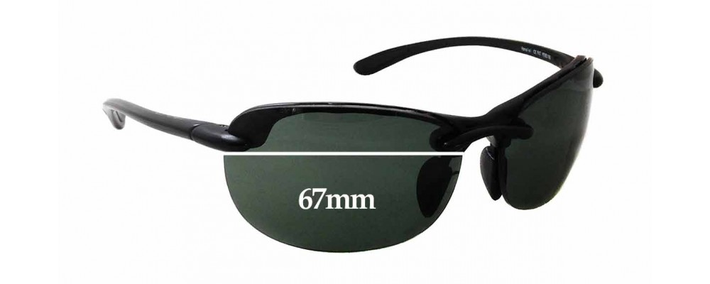 8c98b76169 Maui Jim Sunglasses Replacement Lenses