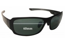 Maui Jim Bamboo Forest MJ415 Replacement Sunglass Lenses - 60mm wide