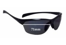bc670deb7976 Maui Jim MJ426 Hot Sands Replacement Sunglass Lenses - 71mm wide