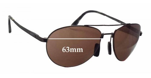 e8d1bdaa49738 Maui Jim Sunglasses Lens Replacement Mj111