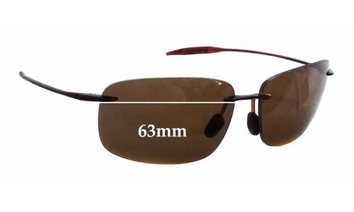 1a0475105f Widest Maui Jim Sunglasses