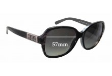 Michael Kors MK6013 Replacement Sunglass Lenses - 57mm wide
