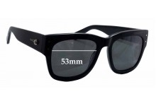 Mimco Huntro Replacement Sunglass Lenses - 53mm wide