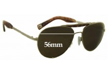 Mosley Tribes Crane MT2027-S New Sunglass Lenses - 56mm Wide