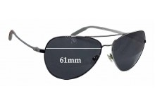 Mosley Tribes Raynes Replacement Sunglass Lenses - 61mm wide