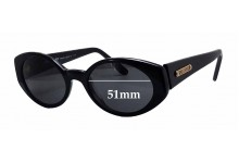 Naf Naf 9730 Replacement Sunglass Lenses - 51mm wide