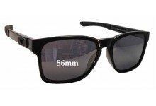 Oakley Catalyst OO9272 Replacement Sunglass Lenses - 56mm wide