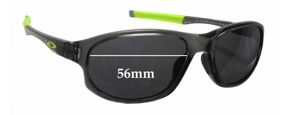 dfe8c32911eaa ... best oakley crosslink ox8048 replacement sunglass lenses 56mm wide  17c82 4f0e9