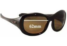 Oakley Eternal Replacement Sunglass Lenses - 62mm wide