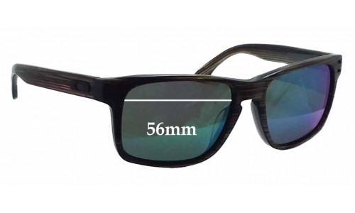 Oakley OO2048 Holbrook LX Replacement Sunglass Lenses - 56mm wide