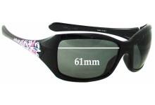 Oakley Ravishing Replacement Sunglass Lenses - 61 - 62mm Wide
