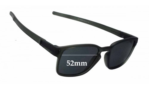 Oakley Square Latch OO9353 Replacement Sunglass Lenses - 52mm wide