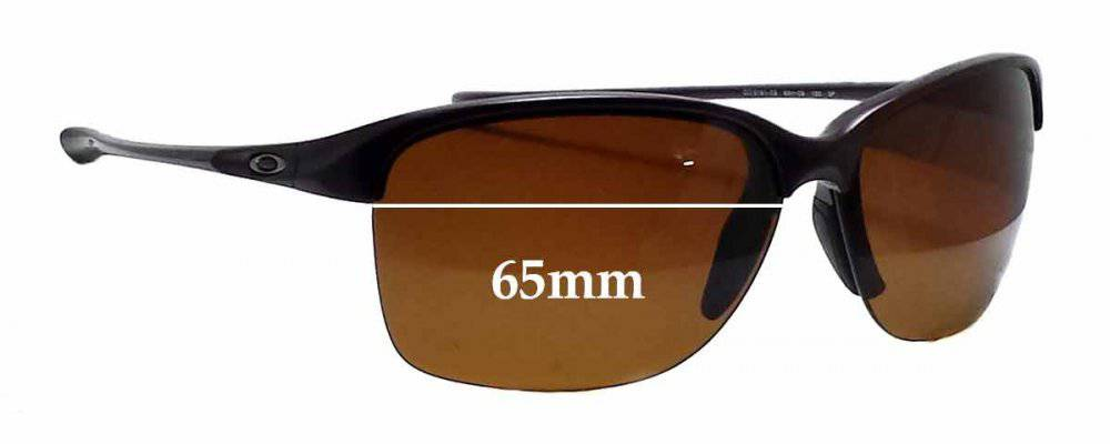 oakley sunglasses models 5jk8  Oakley Unstoppable OO9191 Replacement Sunglass Lenses
