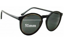 101 Replacement Sunglass Lenses - 51mm wide