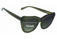 Onkler Hepnurn Replacement Sunglass Lenses - 51mm wide
