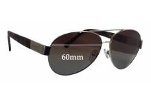 Oroton Birella New Sunglass Lenses - 60mm wide
