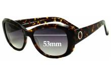 Oroton Campeche New Sunglass Lenses - 53mm Wide