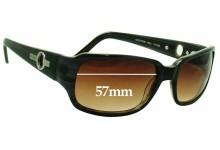 Oroton Corsica New Sunglass Lenses - 57mm Wide