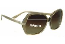 Oroton Elizabetta New Sunglass Lenses - 59mm Wide
