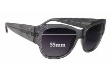 Oroton Fantasy Replacement Sunglass Lenses - 55mm wide