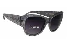 Oroton Fantasy New Sunglass Lenses - 55mm wide