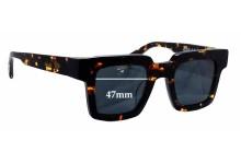Oscar & Frank Bockwurst New Sunglass Lenses - 47mm wide