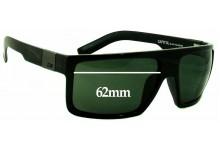 Otis Capitol Replacement Sunglass Lenses - 62mm wide