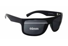 Otis El Camino Replacement Sunglass Lenses - 64mm wide