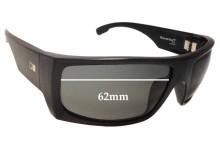 Otis Seventy 7 Replacement Sunglass Lenses - 62mm Wide