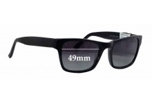 Paul Taylor Smooth Operator Replacement Sunglass Lenses - 49mm wide