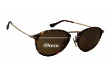 Persol 3046S Replacement Sunglass Lenses - 49mm wide