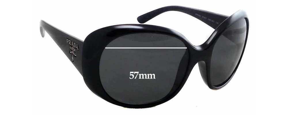 0f41dbe9ff official store prada sunglasses spr 16p black 1ab 1a1 spr16p fa8c9 f120c   where to buy prada spr 26o replacement sunglass lenses 57mm wide 16d58 010bf