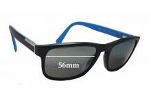 Prada VPR07P Replacement Sunglass Lenses - 56mm wide