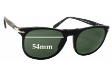 Persol 2994-S Replacement Sunglass Lenses - 54mm Wide