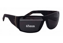 Quiksilver The Stomp Replacement Sunglass Lenses - 65mm wide
