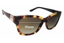 Ralph Lauren RA 5208 Replacement Sunglass Lenses - 55mm wide