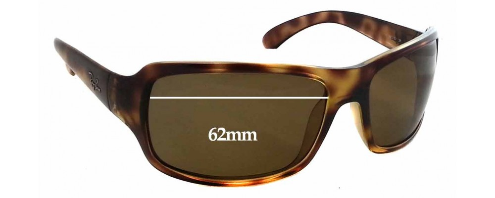 bd35c3f881b05 Ray Ban RB4075 Replacement Lenses - 62mm Wide