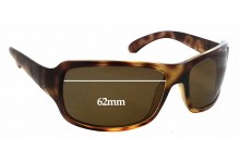 Ray Ban RB4075 Replacement Sunglass Lenses - 62mm Wide