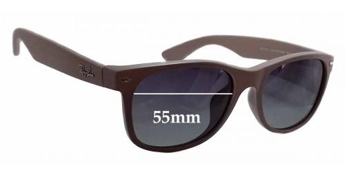 eb1cdcfe1a Ray Ban Wayfarer Replacement Lenses 55mm