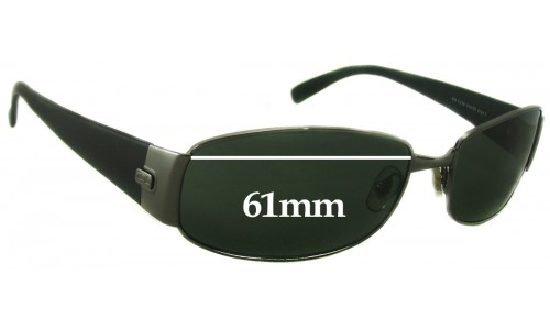 Sunglass Fix Replacement Lenses for Ray Ban RB3238 - 61mm Wide