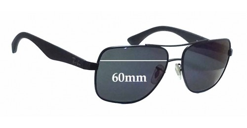 0ae07c7345 Ray Ban Replacement Lenses Rb3483 « Heritage Malta