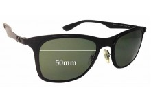 Ray Ban RB3521-M Replacement Sunglass Lenses - 50mm wide