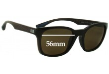 Ray Ban RB4197 Replacement Sunglass Lenses - 56mm wide