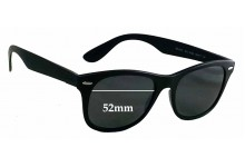 Ray Ban RB4207 Liteforce Replacement Sunglass Lenses - 52mm wide