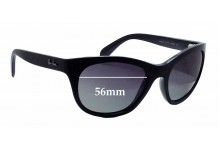 Ray Ban RB4216 Replacement Sunglass Lenses - 56mm wide